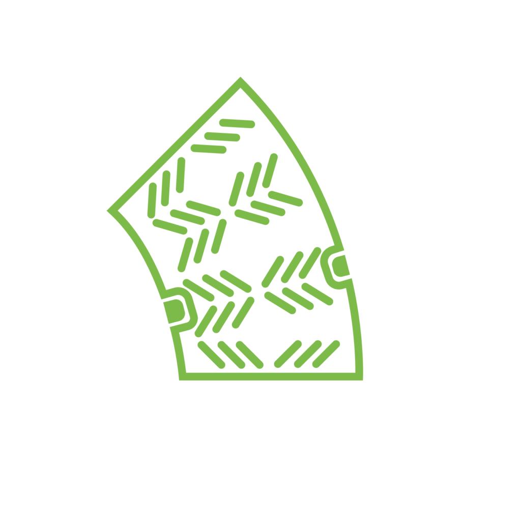 Green Trough 45 Grad